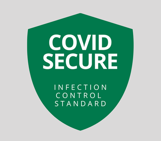 COVID-19 Secure Practise - How I Keep You Safe